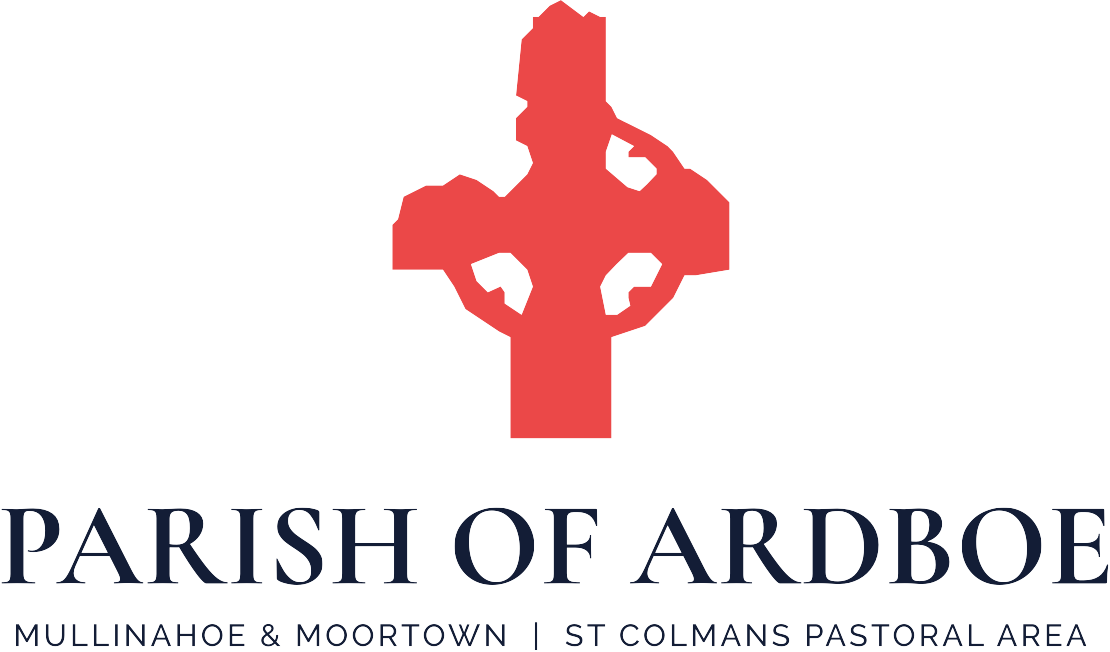 St Colman's PART Committee - Parish of Ardboe - Co Tyrone, Dungannon - Logo