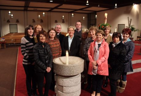 Parish Pre-Baptismal Team Commissioned
