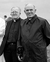 Sadness at the Death of Fr. Brendan McHugh
